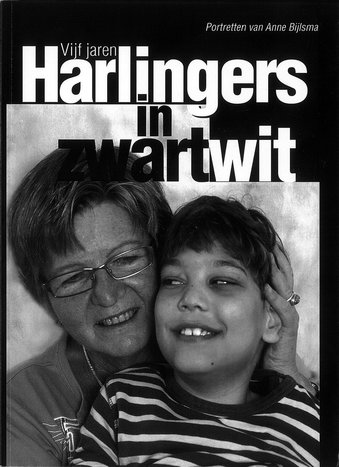 Harlingers in zwart-wit