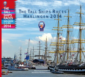 The Tall Ship Races 2014 Harlingen